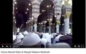 Maulid di Madinah