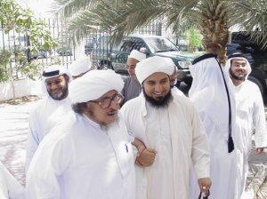 Sayyid Muhammad Alwi al Maliki & Habib Ali Al Jufri