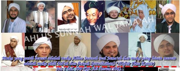 Ulama Ahlus Sunnah Waljama'ah