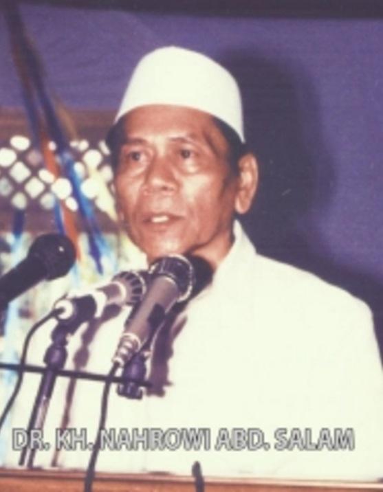 DR Nahrowi Abdussalam