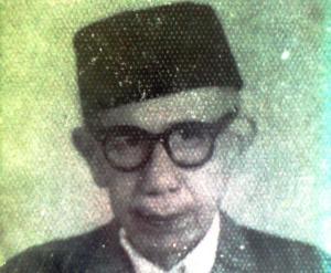 Kiai Mahfudh Abdurrohman Sumolangu - Pejuang kemerdekaan RI