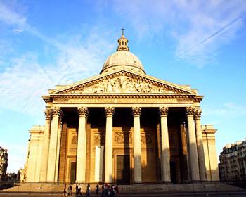 Kuil Pantheon Katolik Roma