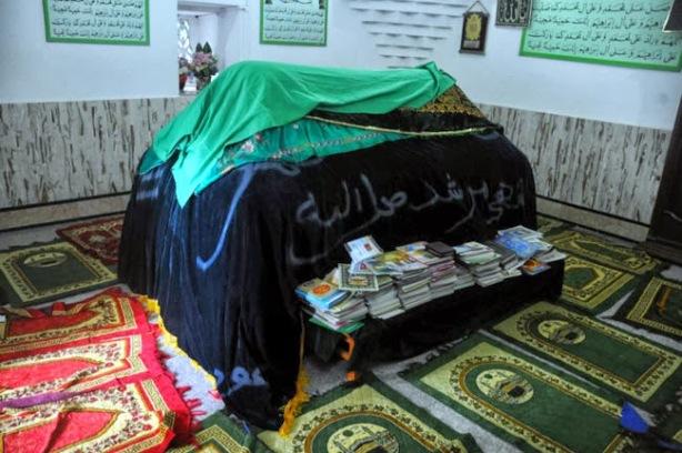 Makam Sahabat Saád bin Abi Waqqash
