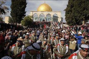 Maulid Nabi di Palestina
