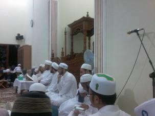 Khataman dan Ijazah kitab Kanzu ar-Raghibin Syarh Minhaj ath-Thalibin li an-Nawawi karya Imam Jalal ad-Din al-Mahalli