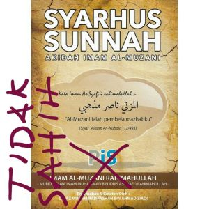 Syarhus Sunnah Al Muzani Kitab palsu