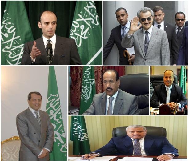 Kerajaan Saudi Berdasi