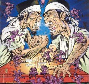 Konflik Salafy vs Salafy