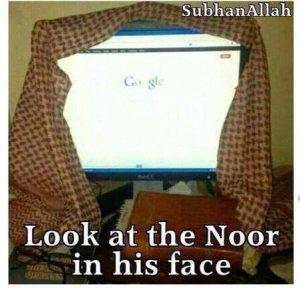 Syekh google