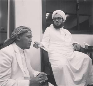 Salim a Fillah & Sayyid Ahmad al Maliki