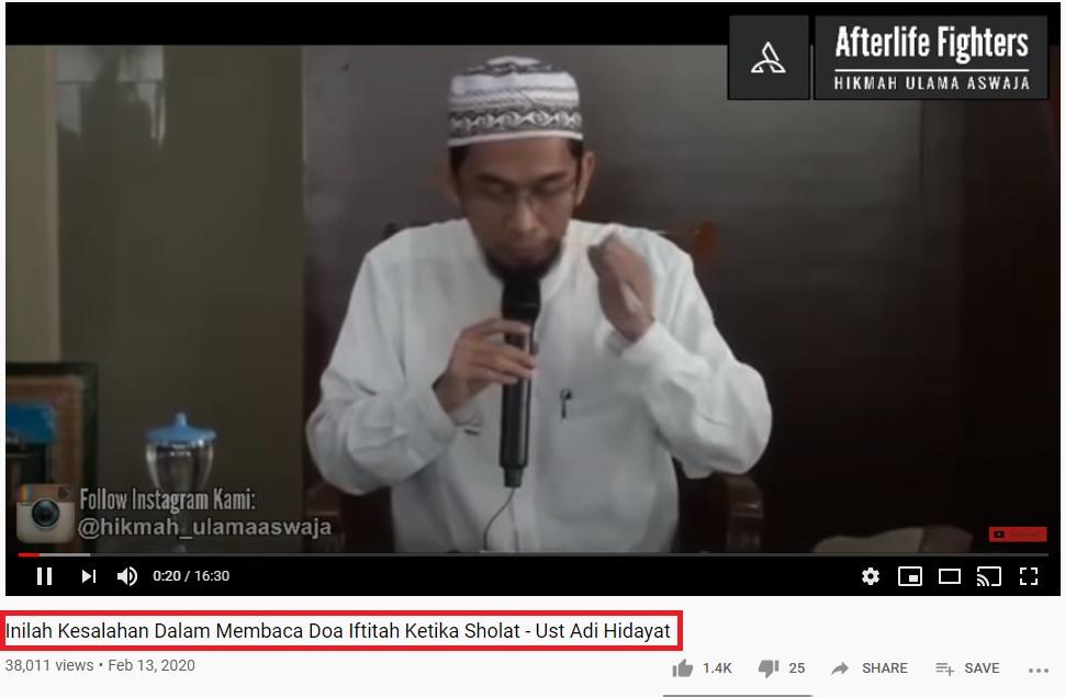 kritik_ustadadihidayat-iniwajahtu